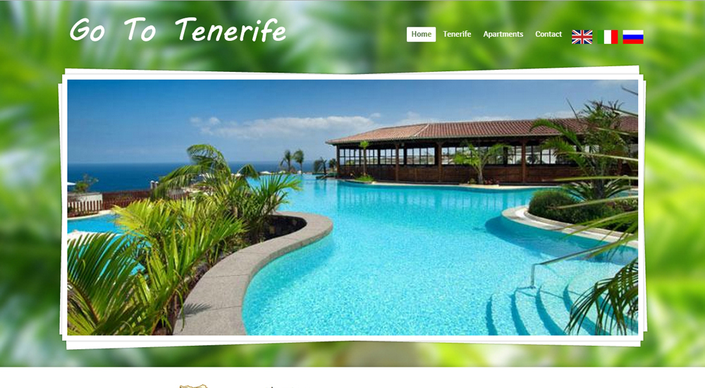 Go To Tenerife