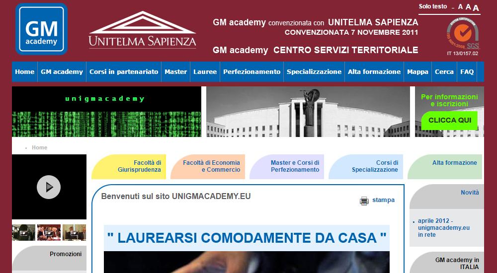 Uni GM academy