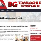 3G Traslochi e Trasporti è una azienda che lavora nel settore dei traslochi e trasporti