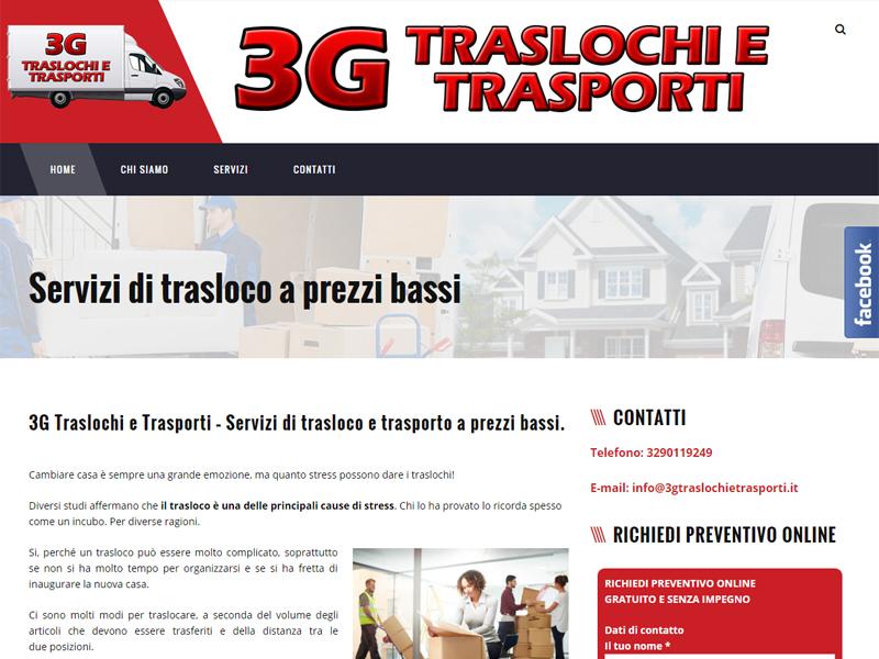 3G Trasporti e Traslochi