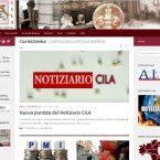 CILA – Confederazione Italiana Lavoratori Artigiani è una Confederazione di piccoli Imprenditori, Artigiani, Commercianti e Agricoltori, che raccoglie l'adesione di migliaia di imprese.