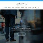 Site realizat pentru Roman Chauffeur Service